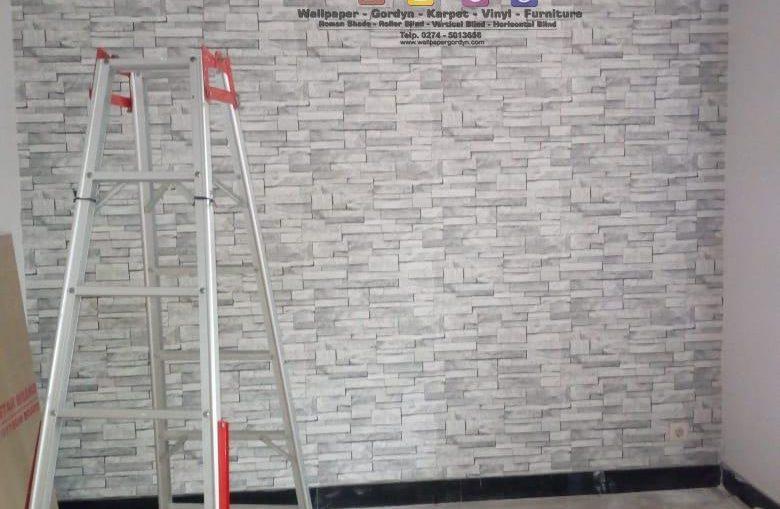 Pemasangan Wallpaper Di Trimulyo, Jetis, Bantul, Yogyakarta