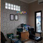 Pemasangan Wallpaper Di Komplek Griya Suryo Asri 2, Yogyakarta
