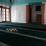 Pemasangan Karpet Masjid Di Sumberrahayu, Moyudan, Sleman, Yogyakarta
