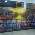 Pemasangan Wallpaper Custom Di Jalan HOS Cokroaminoto, Tegalrejo, Yogyakarta