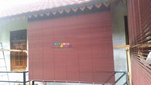 Pemasangan Horiozntal Blind Di Kalijambe, Bener, Purworejo, Jawa Tengah