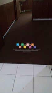 Pemasangan Karpet Di Jalan Janti, Modalan, Banguntapan, Yogyakarta