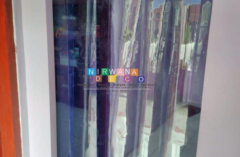 Pemasangan Tirai PVC Di Kricak, Tegalrejo, Yogyakarta