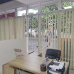 Pemasangan Vertical Blind Di VIVO Apartemen Seturan, Yogyakarta
