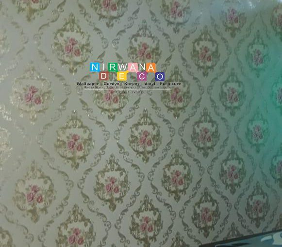 Pemasangan Wallpaper Di Kepek, Wonosari, Gunung Kidul, Yogyakarta