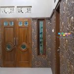 Pemasangan Wallpaper Di Karang Nongko, Tirtomartani, Kalasan, Sleman, Yogyakarta