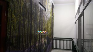 Pemasangan Wallpaper Custom Di Jl. HOS Cokroaminoto, Tegalrejo, Yogyakarta
