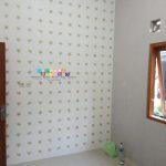 Pemasangan Wallpaper Di Jalan Sadewa, Wirobrajan, Yogyakarta