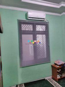 Pemasangan Horizontal Blind Di Jalan Taman Siswa, Wirogunan, Mergangsan, Yogyakarta