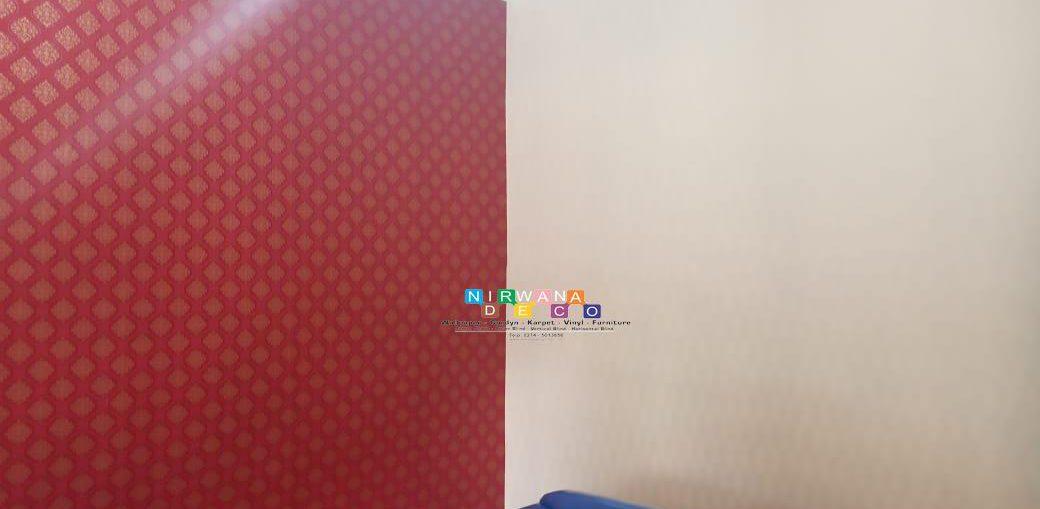 Pemasangan Wallpaper Kajen, Bangunjiwo, Kasihan, Bantul, Yogyakarta
