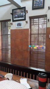 Pemasangan Wooden Blind Di Jalan Mangunnegaran Kulon, Panembahan, Kraton, Yogyakarta