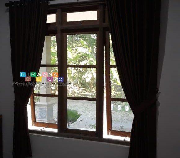 Pemasangan Gorden Di Palihan, Sidomulyo, Bambang Lipuro, Bantul, Yogyakarta