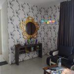 Pemasangan Wallpaper Di Citra Sun Garden, Yogyakarta