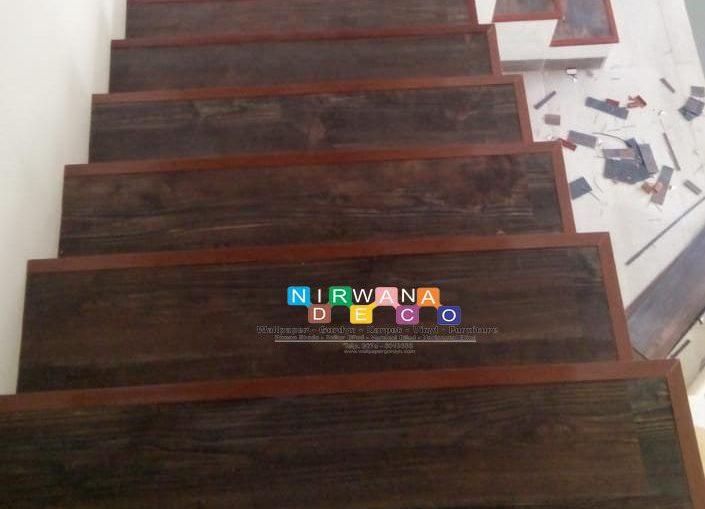 Pemasangan Vinyl Di Perumahan Alam Citra, Yogyakarta