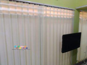 Pemasangan Vertikal Blind Di Jl. Kaliajir Kidul, Kalitirto, Berbah, Sleman, Yogyakarta