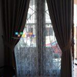 Pemasangan Gorden Di Griya Palem Hijau, Yogyakarta