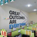 Pemasangan Wallpaper Di Jalan Laksda Adisucipto, Nayan, Maguwoharjo, Sleman, Yogyakarta