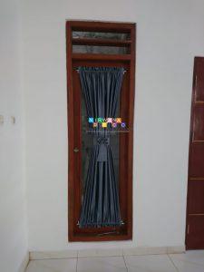 Pemasangan Gorden Di Jalan Panggungan, Mayaan, Trihanggo, Gamping, Sleman, Yogyakarta
