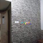 Pemasangan Wallpaper Di Apartemen Taman Melati, Yogyakarta