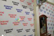 Pemasangan Wallcustom Di Jalan Moses Gatot Kaca, Mrican, Caturtunggal, Depok, Selman, Yogyakarta