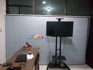 Pemasangan Vertikal Blind Jalan Pemuda, Mlinjon, Tonggalan, Klaten, Jawa Tengah