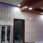 Pemasangan Wallpaper Di Jalan Kaliurang, Caturtunggal, Depok, Sleman, Yogyakarta