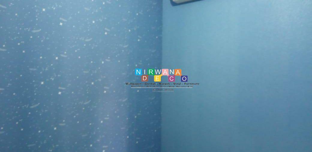 Pemasangan Wallpaper Di Tahunan, Umbulharjo, Yogyakarta