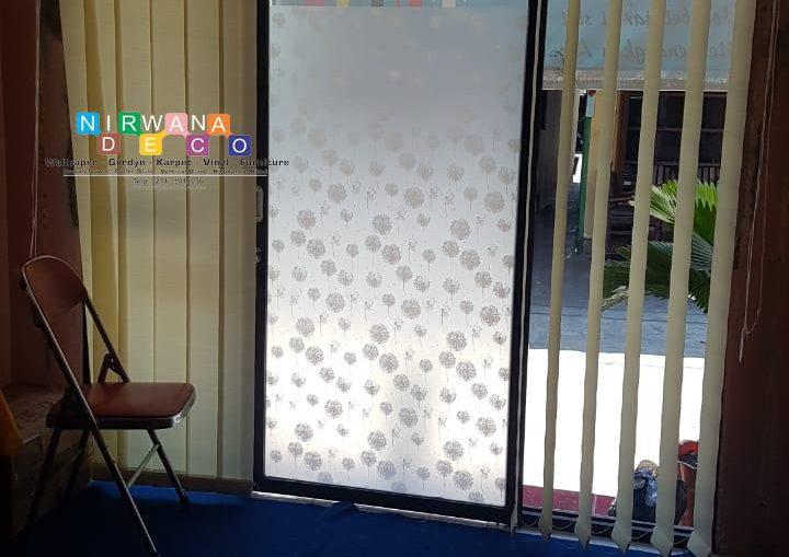Pemasangan Vertikal Blind Di Panggungharjo, Sewon, Bantul, Yogyakarta