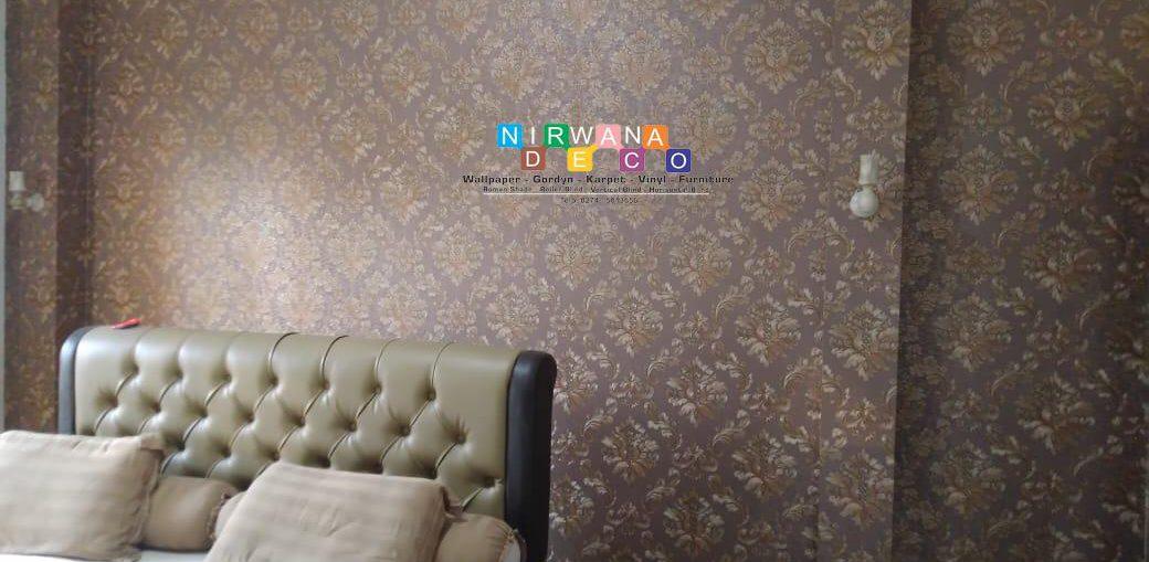Pemasangan Wallpaper Di Botokencana, Wirokerten, Banguntapan, Bantul, Yogyakarta