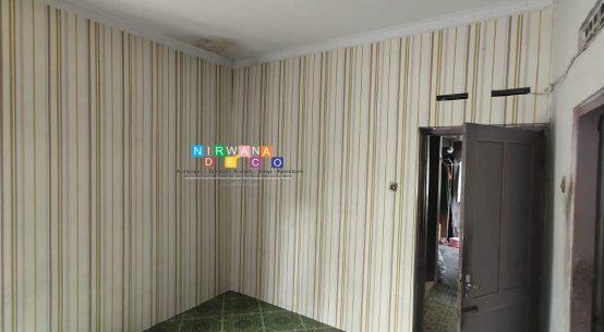 Pemasangan Wallpaper Di Jalan Imogiri Siluk, Miri, Sriharjo, Imogiri, Bantul, Yogyakarta