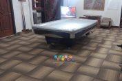 Pemasangan Karpet Tile Di Jalan Ipda Tut Harsono, Muja Muju, Umbulharjo, Yogyakarta
