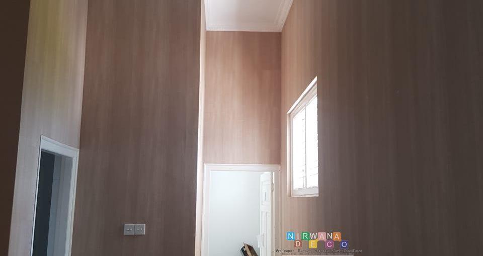 Pemasangan Wallpaper Di Ngupasan, Gondomanan, Yogyakarta