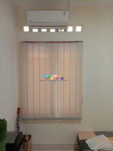 Pemasangan Vertical Blind Di Juron, kranduan, Sawahan, Pendowoharjo, Sewon, Bantul, Yogyakarta