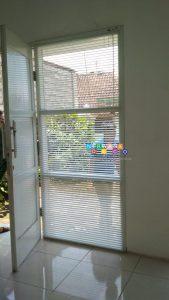 Pemasangan Horizontal Blind Di Jalan Sultan Agung, Candirejo, Sardonoharjo, Ngaglik, Sleman, Yogyakarta