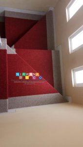 Pemasangan Karpet Di Perumahan The Paradise, Yogyakarta