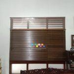 Pemasangan Wooden Blind Di Jalan Timoho, Caturtunggal, Depok, Sleman, Yogyakarta