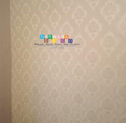 Pemasangan Wallpaper Di Jalan Lempuyangan Tengah, Bausasran, Danurejan, Yogyakarta
