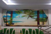 Pemasangan Wallpaper Sidorejo, Godean, Sleman, Yogyakarta