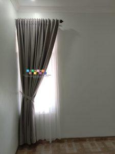 Pemasangan Gorden Di Sorowajan Baru, Banguntapan, Bantul, Yogyakarta
