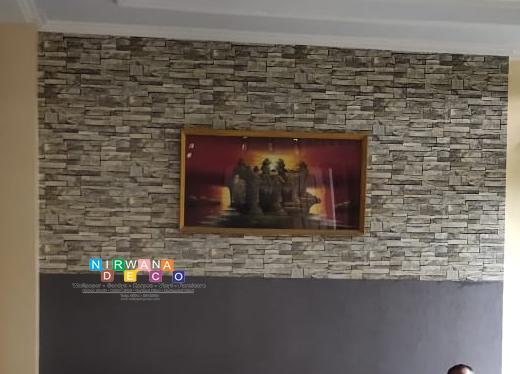 Pemasangan Wallpaper Di Wirokerten, Glondong, Banguntapan, Bantul, Yogyakarta