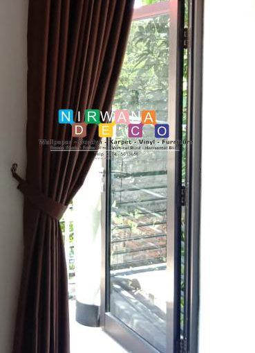 Pemasangan Gorden Di Di Jragung, Jogotirto, Berbah, Sleman, Yogyakarta