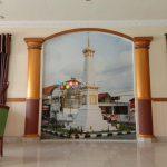 Pemasangan Wallpaper Sticker Di Jalan Ampta, Tempel, Caturtunggal, Depok, Sleman, Yogyakarta