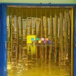 Pemasangan Tirai PVC Di Jalan Kaliurang KM. 12.5, Bondosari, Harjobinangun, Pakem, Sleman, Yogyakarta