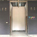 Pemasangan Wallpaper Di Dengok Lor, Pacarejo, Semanu, Gunung Kidul, Yogyakarta