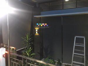 Pemasangan Roller Blind Di Belang Wetan, Klaten, Jawa Tengah