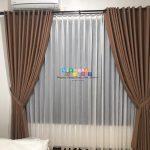 Pemasangan Gorden Di Jalan Singo Sari, Jongke Kidul, Sendangadi, Mlati, Sleman, Yogyakarta