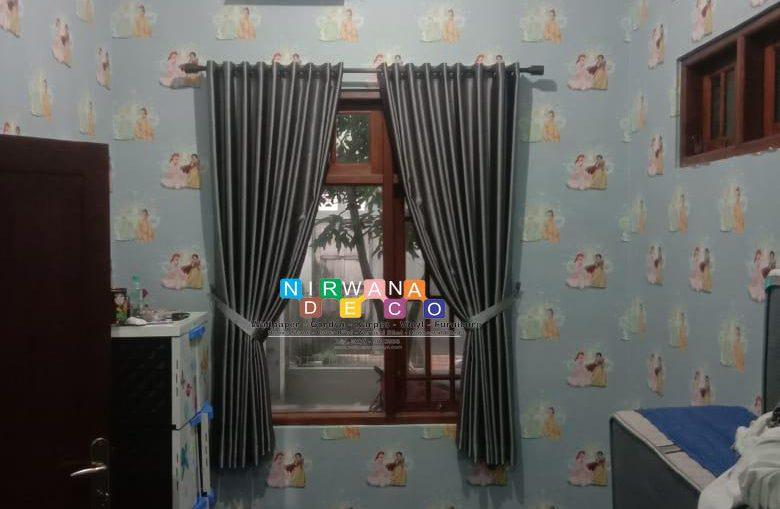 Pemasangan Wallpaper Di Kasihan, Kajen, Bangunjiwo, Kasihan, Bantul, Yogyakarta