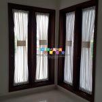 Pemasangan Gorden Di Fasco Mansion, Sariharjo, Ngaglik, Sleman, Yogyakarta