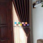 Pemasangan Gorden Di Kenayan, Wedomartani, Ngemplak, Sleman, Yogyakarta