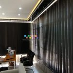 Pemasangan Vertical Blind Di Perumahan Bulu Permai Residence,Temanggung,Jawa Tengah
